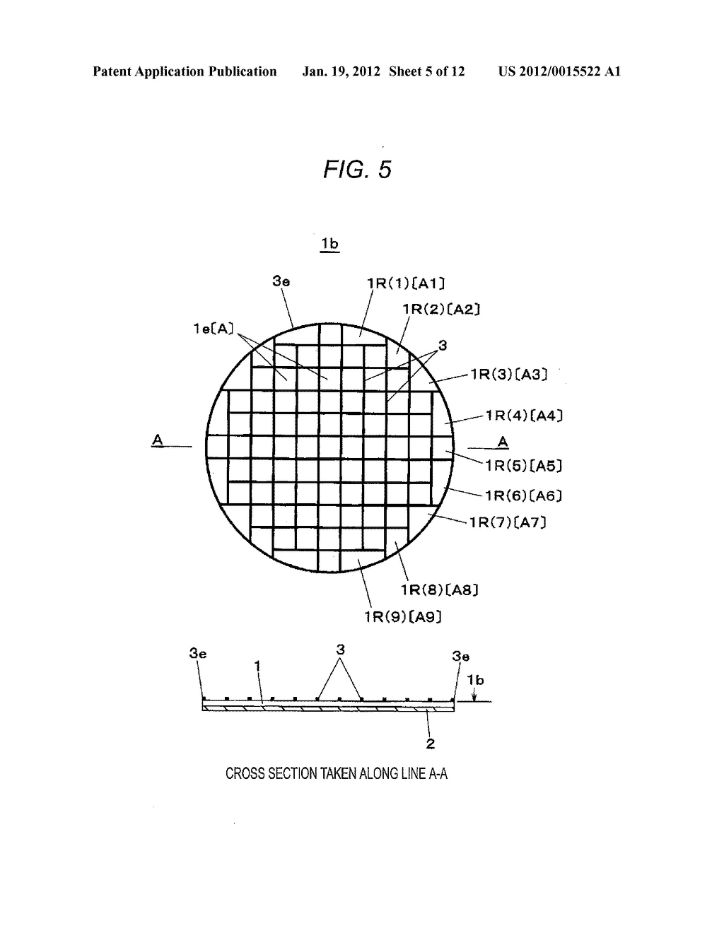 SUBSTRATE PROCESSING METHOD, SEMICONDUCTOR CHIP MANUFACTURING METHOD, AND     RESIN-ADHESIVE-LAYER-BACKED SEMICONDUCTOR CHIP MANUFACTURING METHOD - diagram, schematic, and image 06