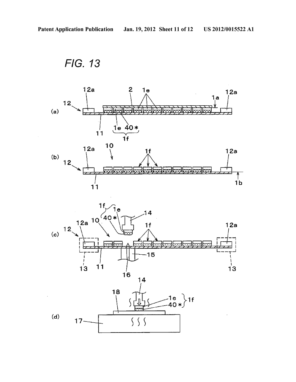 SUBSTRATE PROCESSING METHOD, SEMICONDUCTOR CHIP MANUFACTURING METHOD, AND     RESIN-ADHESIVE-LAYER-BACKED SEMICONDUCTOR CHIP MANUFACTURING METHOD - diagram, schematic, and image 12
