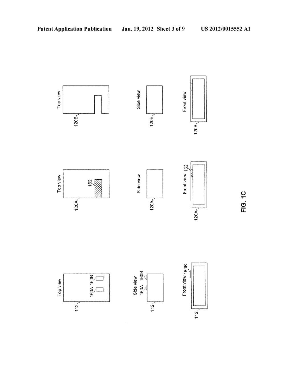 METHOD AND SYSTEM FOR A CONFIGURABLE CONNNECTOR FOR ETHERNET - diagram, schematic, and image 04