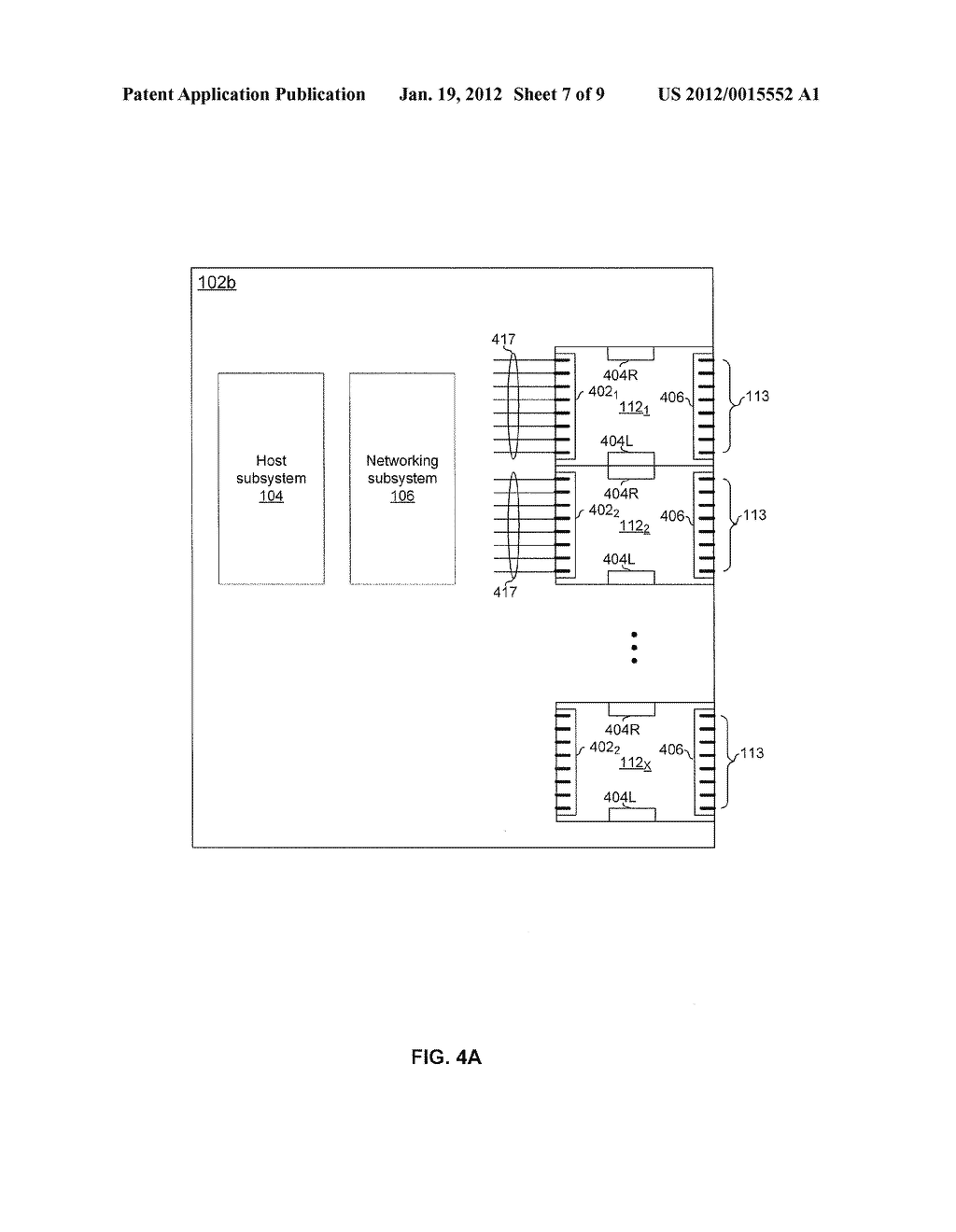 METHOD AND SYSTEM FOR A CONFIGURABLE CONNNECTOR FOR ETHERNET - diagram, schematic, and image 08