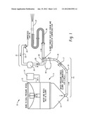 Wet Abrasive Blasting System and Method diagram and image