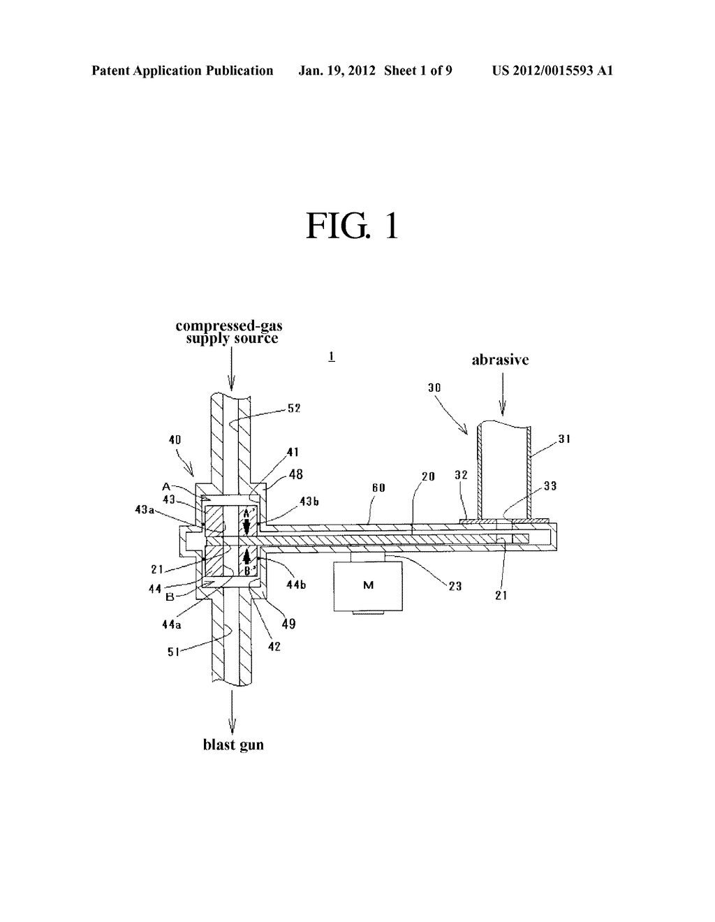 Apparatus for Supplying Constant Amount of Abrasive - diagram, schematic, and image 02