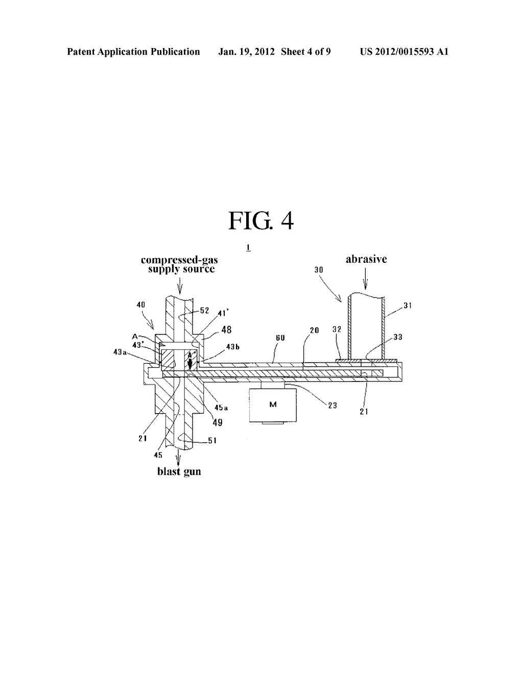 Apparatus for Supplying Constant Amount of Abrasive - diagram, schematic, and image 05