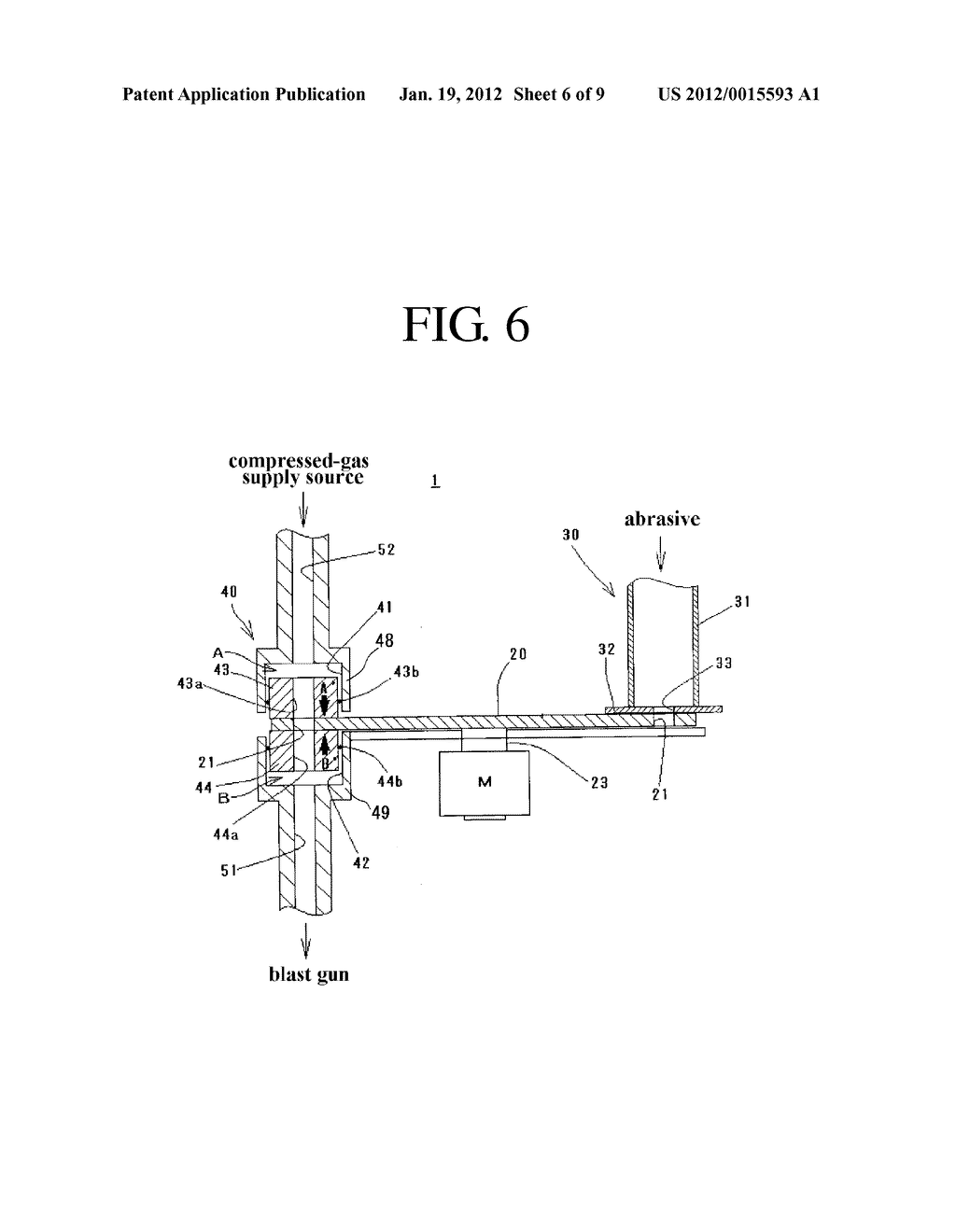 Apparatus for Supplying Constant Amount of Abrasive - diagram, schematic, and image 07