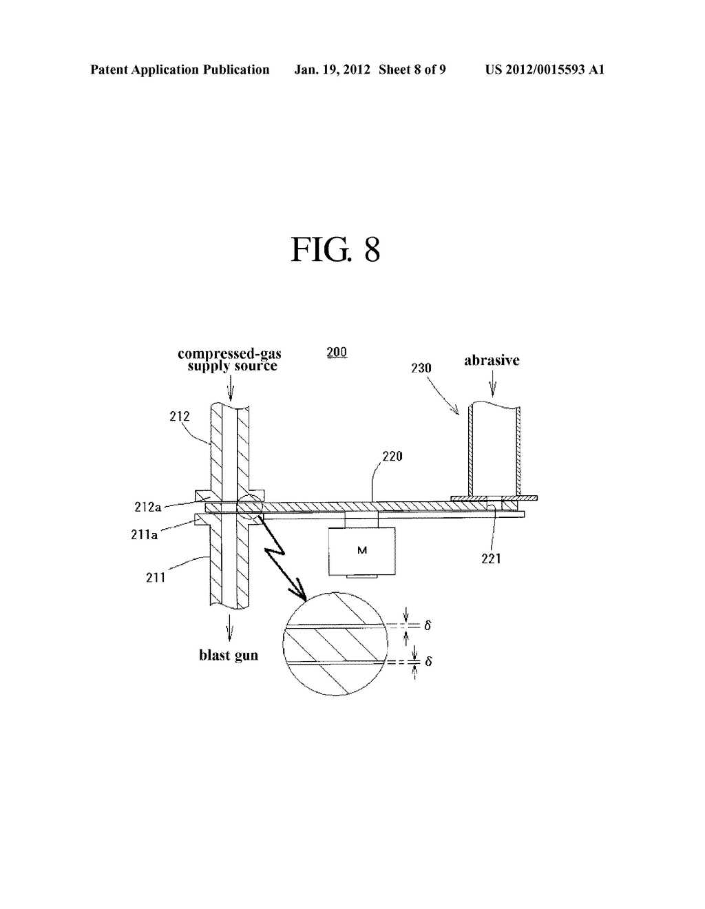 Apparatus for Supplying Constant Amount of Abrasive - diagram, schematic, and image 09