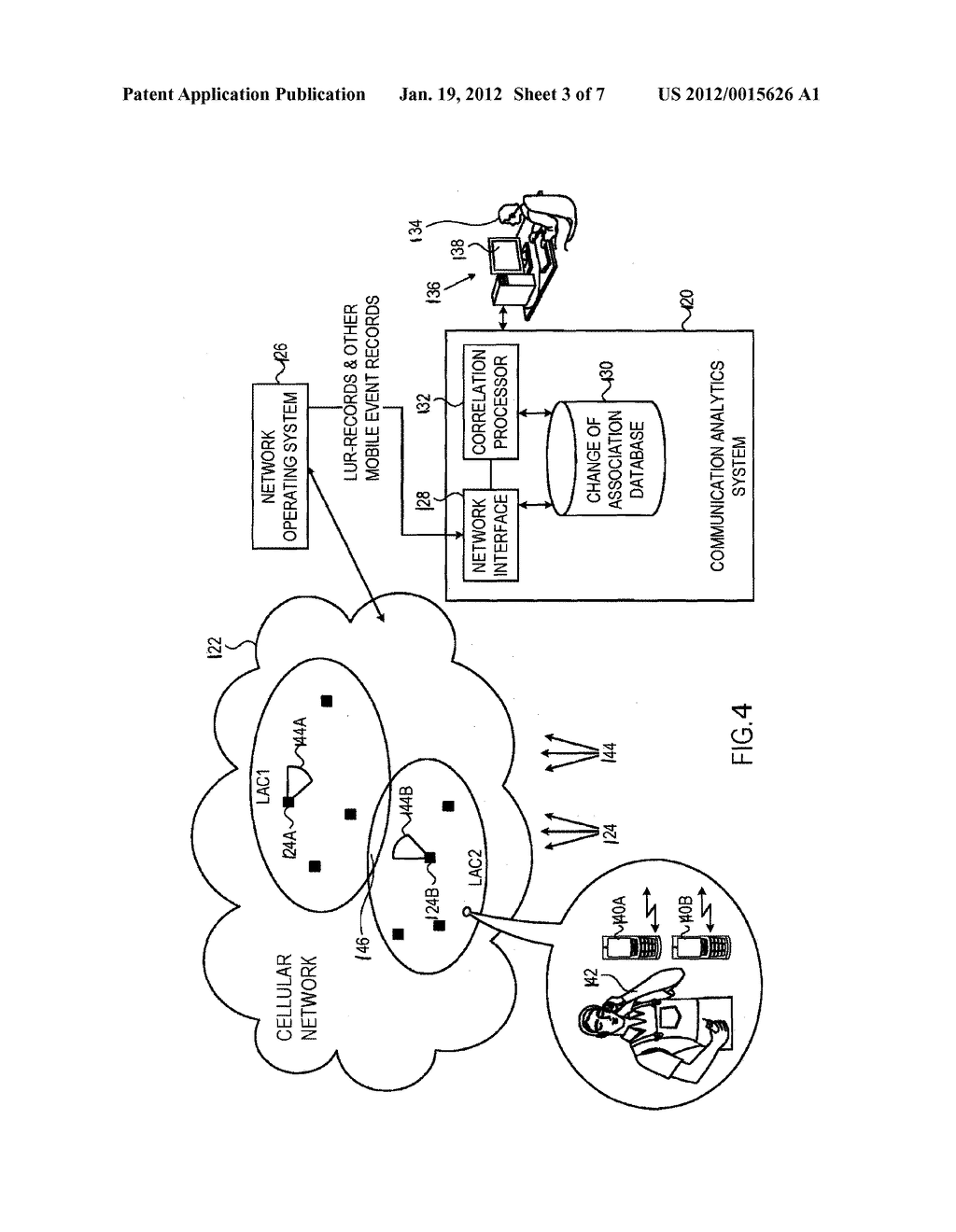 SYSTEM AND METHOD FOR DETERMINING COMMONLY USED COMMUNICATION TERMINALS     AND FOR IDENTIFYING NOISY ENTITIES IN LARGE-SCALE LINK ANALYSIS - diagram, schematic, and image 04