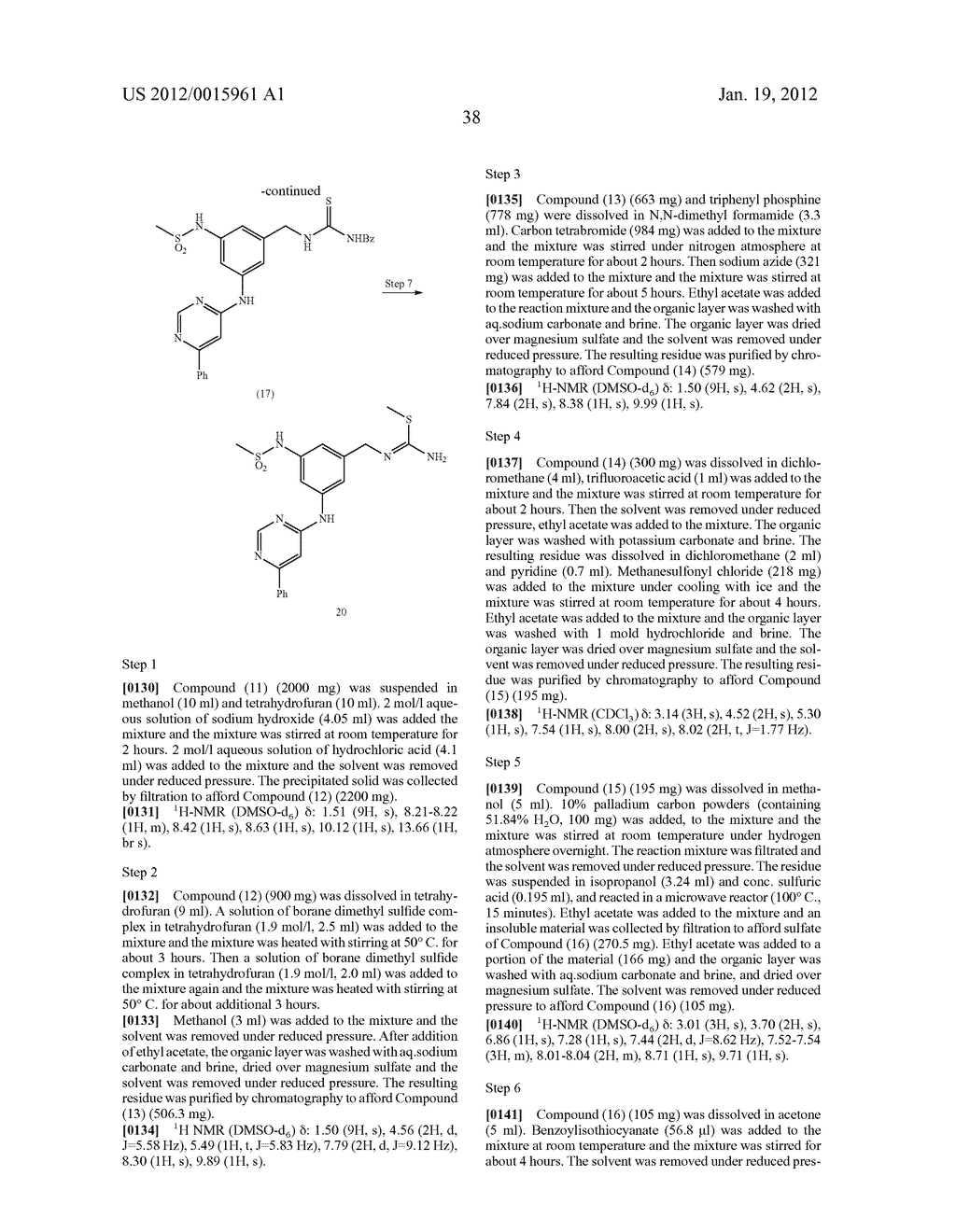 ISOTHIOUREA DERIVATIVES OR ISOUREA DERIVATIVES HAVING BACE1 INHIBITORY     ACTIVITY - diagram, schematic, and image 39