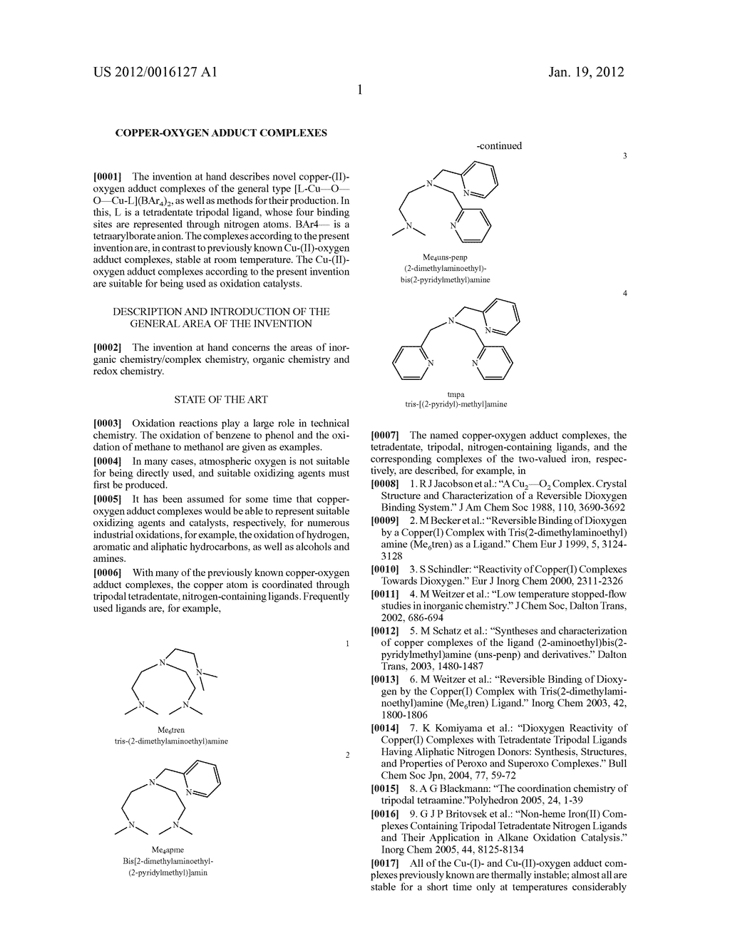 COPPER-OXYGEN ADDUCT COMPLEXES - diagram, schematic, and image 14