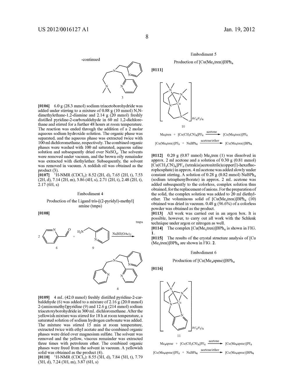 COPPER-OXYGEN ADDUCT COMPLEXES - diagram, schematic, and image 21