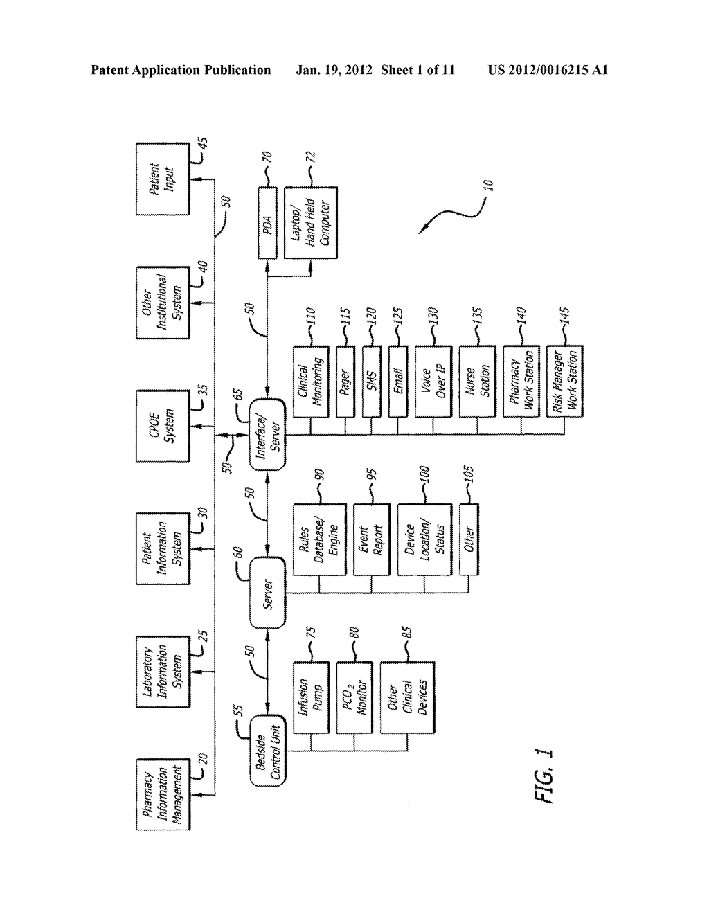 SYSTEM AND METHOD FOR DYNAMICALLY ADJUSTING PATIENT THERAPY - diagram, schematic, and image 02