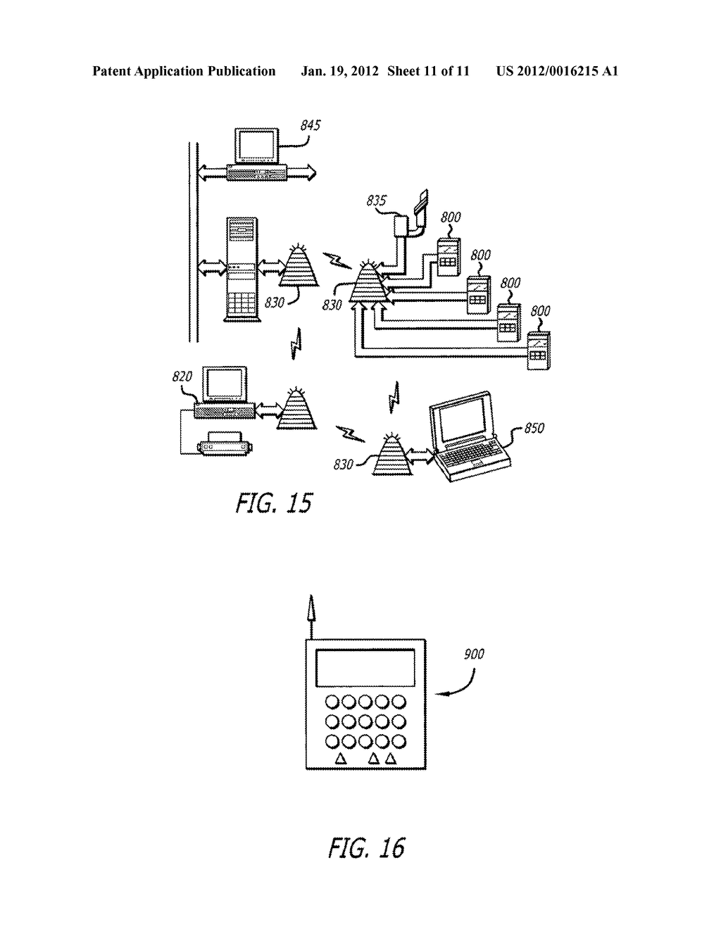 SYSTEM AND METHOD FOR DYNAMICALLY ADJUSTING PATIENT THERAPY - diagram, schematic, and image 12
