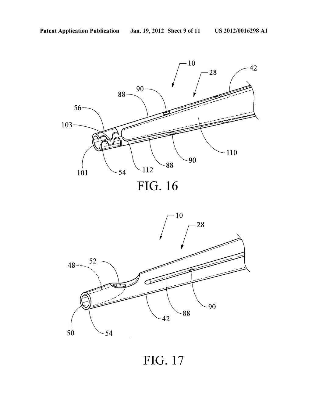 PEG TUBE WITH WIRELESS PULL TIP - diagram, schematic, and image 10