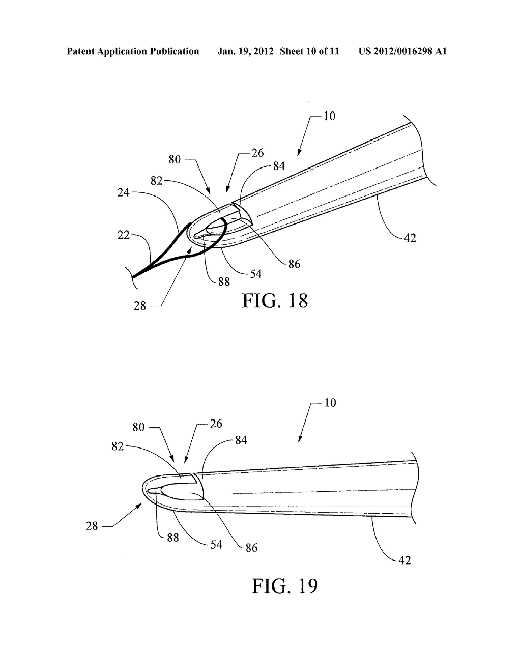 PEG TUBE WITH WIRELESS PULL TIP - diagram, schematic, and image 11