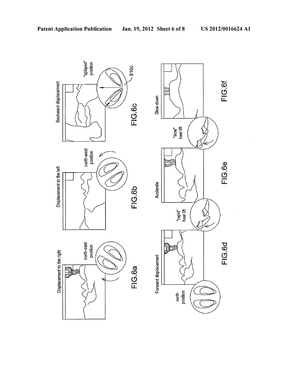 DEVICE AND METHOD FOR CHARACTERIZING MOVEMENTS - diagram, schematic, and image 07
