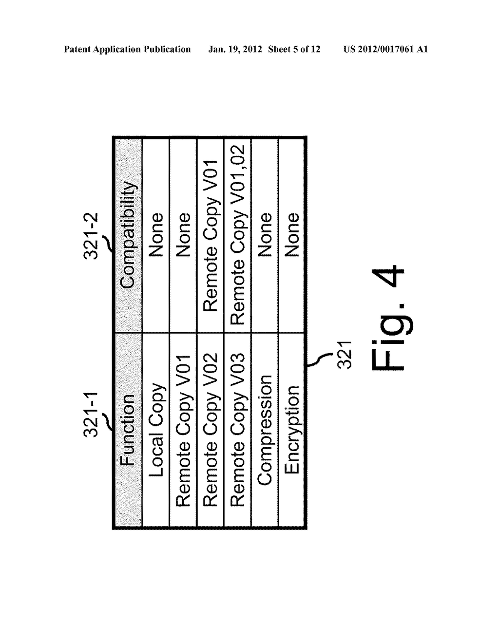 METHODS AND APPARATUS FOR CONTROLLING DATA BETWEEN STORAGE SYSTEMS     PROVIDING DIFFERENT STORAGE FUNCTIONS - diagram, schematic, and image 06