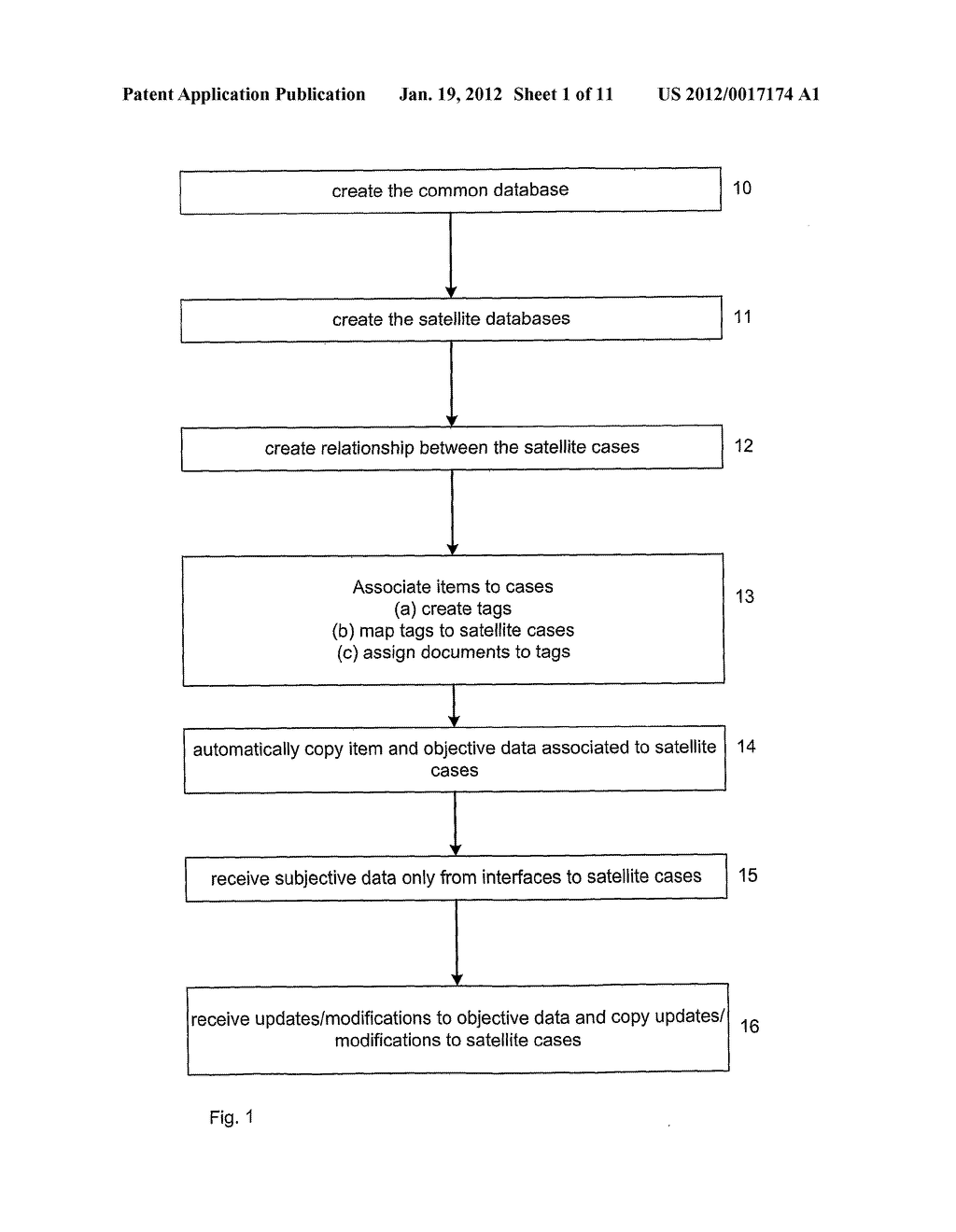 Evidentiary Information Items Relating to Multiple Proceedings - diagram, schematic, and image 02