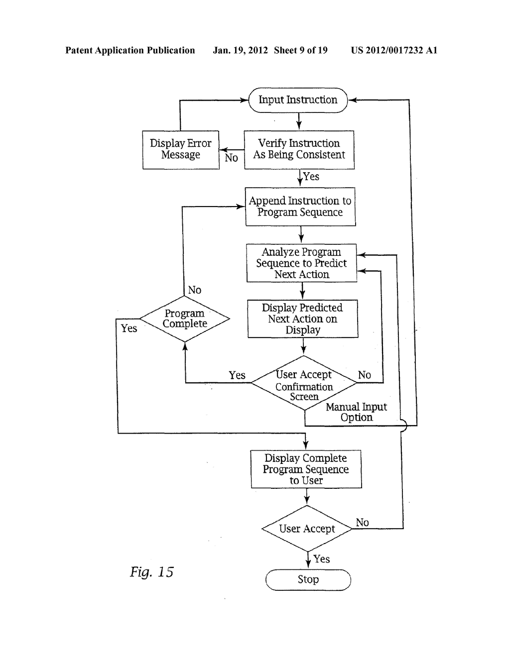 ADAPTIVE PATTERN RECOGNITION BASED CONTROLLER APPARATUS AND METHOD AND     HUMAN-FACTORED INTERFACE THEREORE - diagram, schematic, and image 10