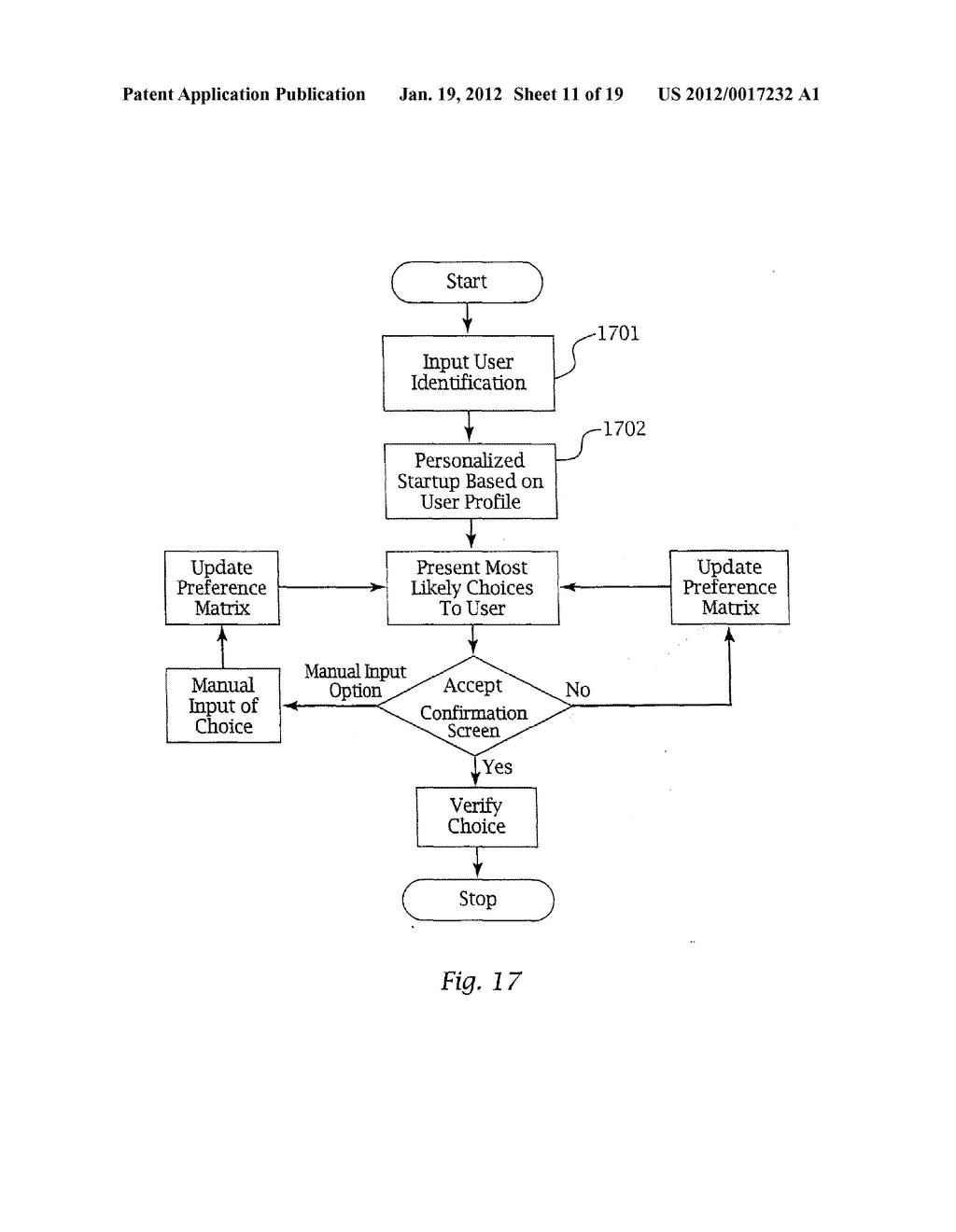 ADAPTIVE PATTERN RECOGNITION BASED CONTROLLER APPARATUS AND METHOD AND     HUMAN-FACTORED INTERFACE THEREORE - diagram, schematic, and image 12