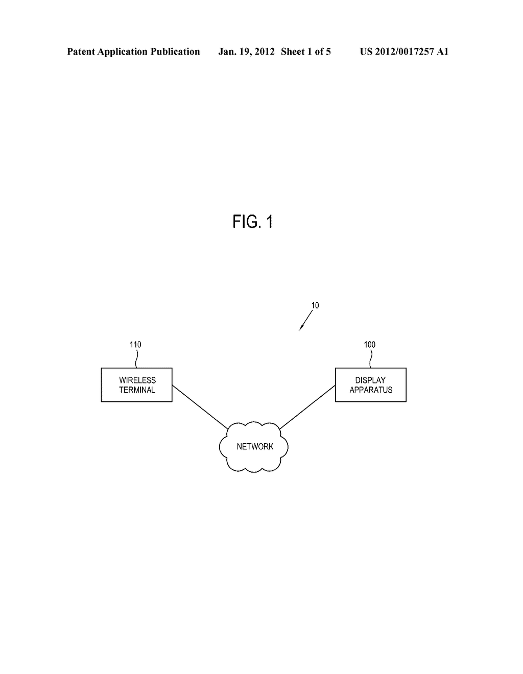 DISPLAY SYSTEM, DISPLAY APPARATUS AND CONTROL METHOD THEREOF - diagram, schematic, and image 02
