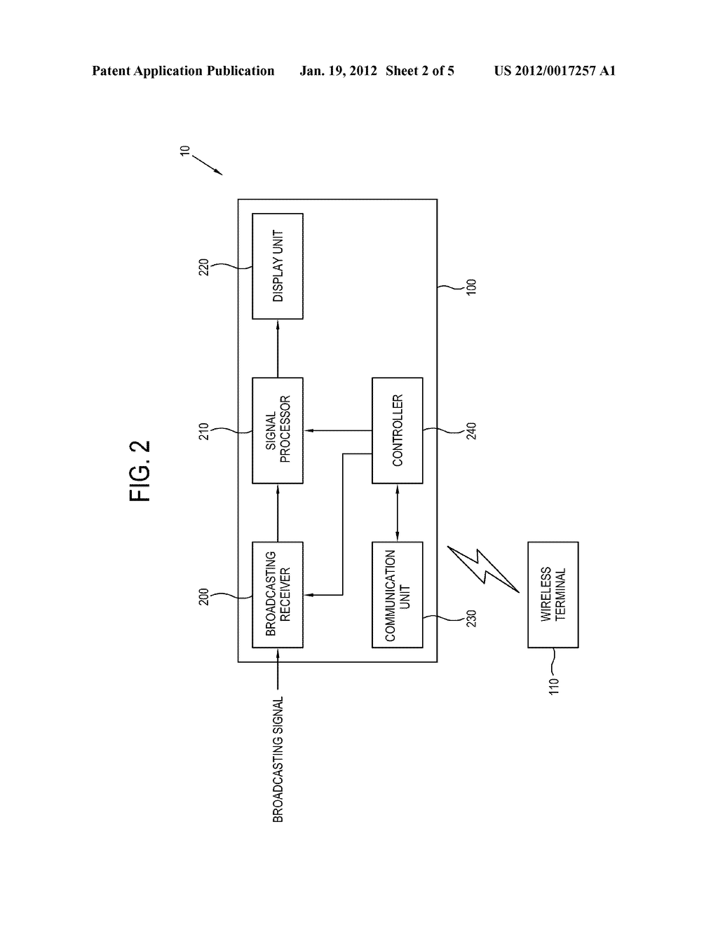 DISPLAY SYSTEM, DISPLAY APPARATUS AND CONTROL METHOD THEREOF - diagram, schematic, and image 03