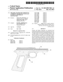 FIREARMS AND FIREARM COMPONENTS COMPRISING BONDED MULTI-METALLIC     MATERIALS; METHODS OF MANUFACTURE diagram and image