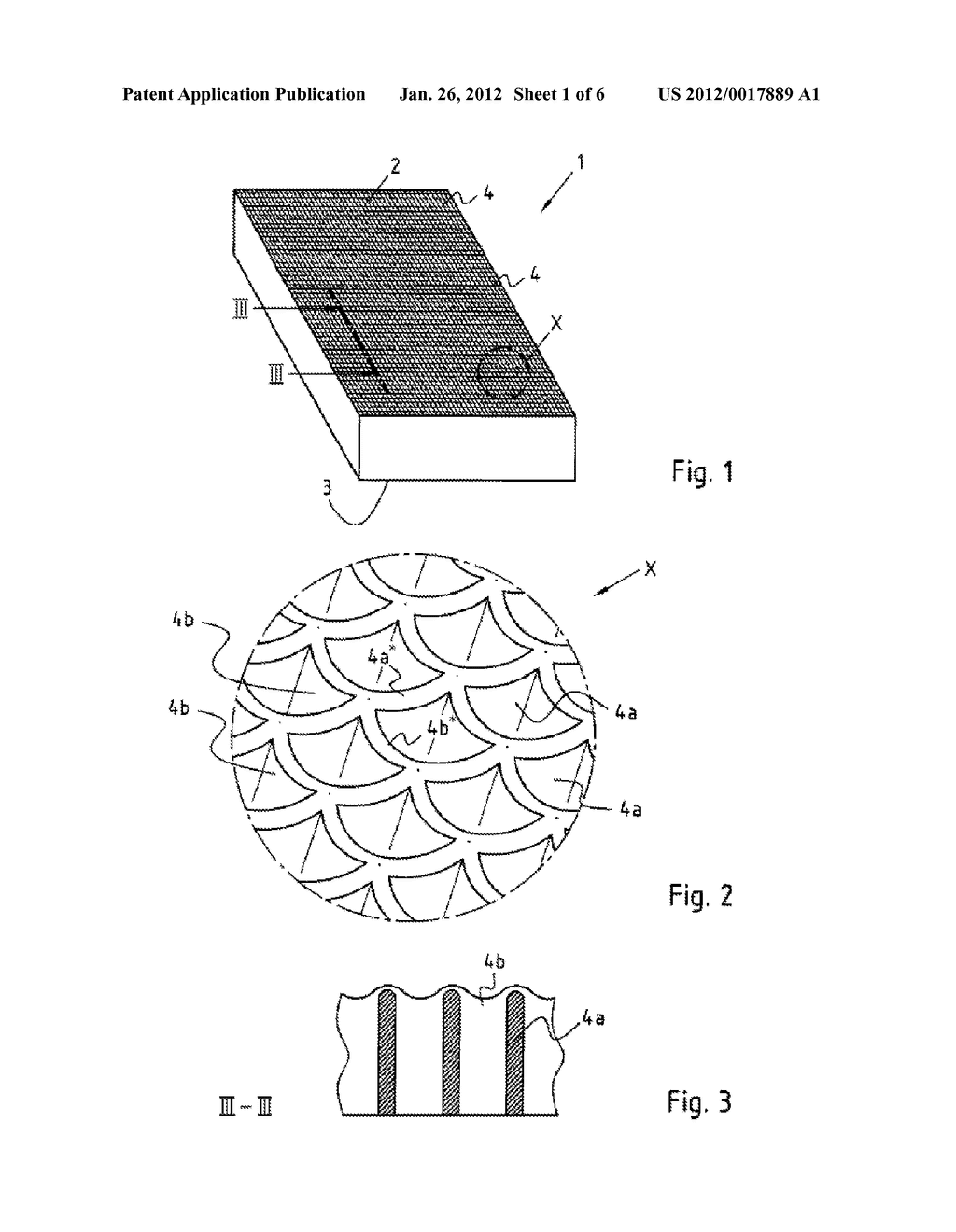 METHOD FOR THE PRODUCTION OF A CERAMIC ABSORBER MEMBER FOR SOLAR     RADIATION, AND ABSORBER MEMBER - diagram, schematic, and image 02