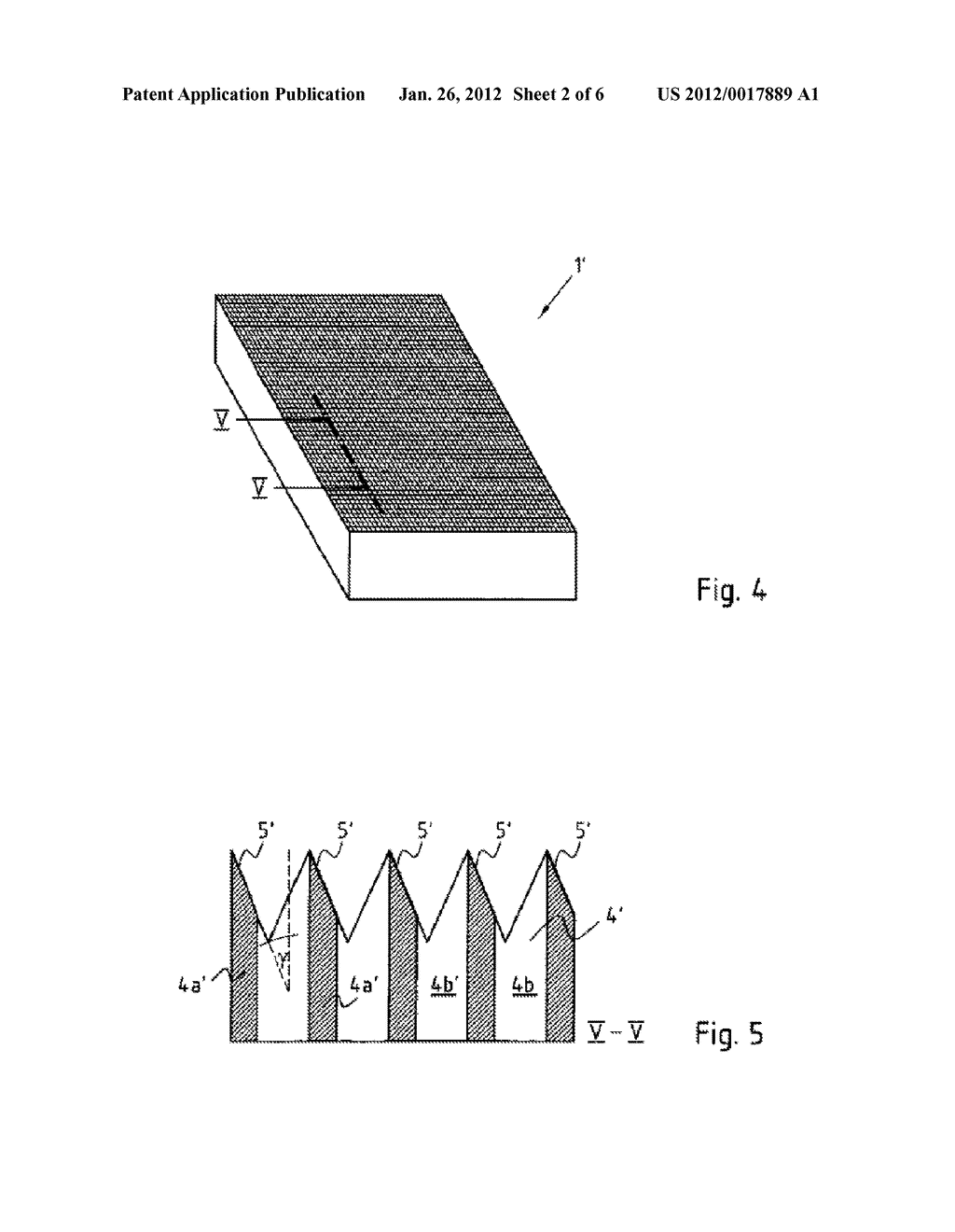 METHOD FOR THE PRODUCTION OF A CERAMIC ABSORBER MEMBER FOR SOLAR     RADIATION, AND ABSORBER MEMBER - diagram, schematic, and image 03