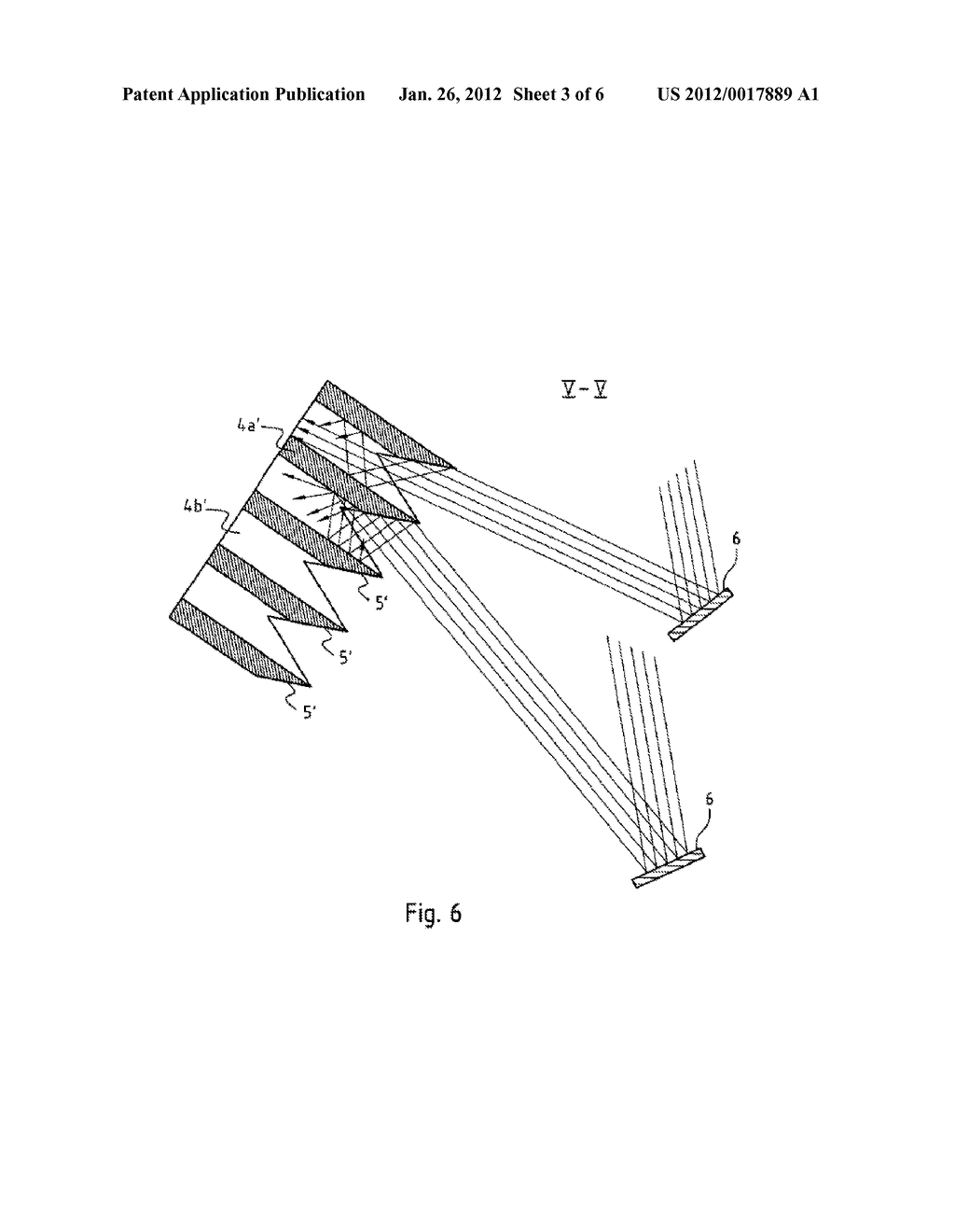 METHOD FOR THE PRODUCTION OF A CERAMIC ABSORBER MEMBER FOR SOLAR     RADIATION, AND ABSORBER MEMBER - diagram, schematic, and image 04