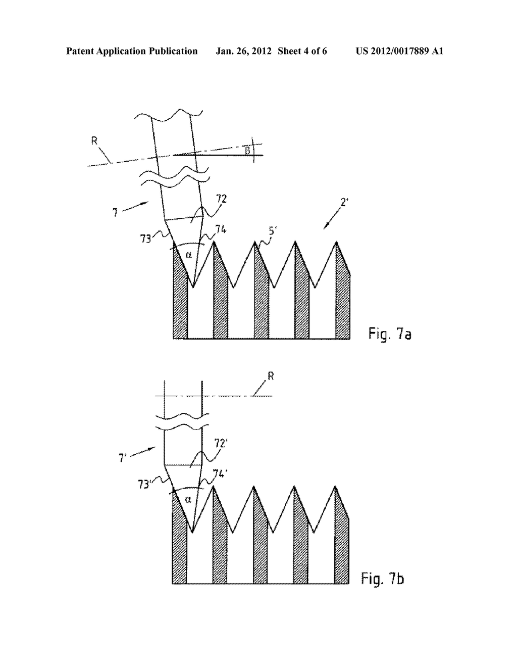 METHOD FOR THE PRODUCTION OF A CERAMIC ABSORBER MEMBER FOR SOLAR     RADIATION, AND ABSORBER MEMBER - diagram, schematic, and image 05