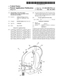 Ergonomic and adjustable respiratory mask assembly with headgear assembly diagram and image