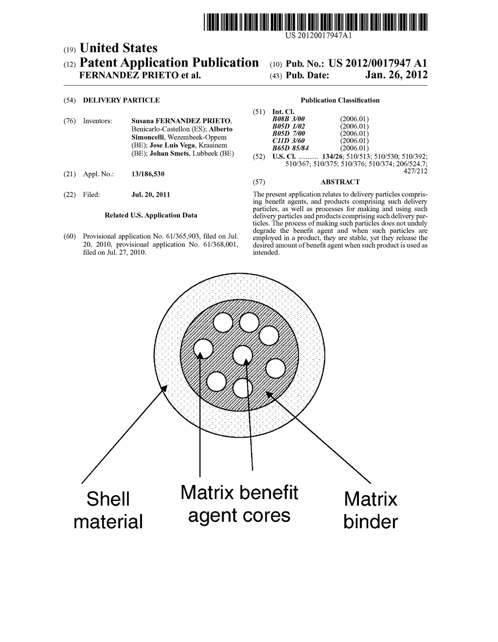 DELIVERY PARTICLE - diagram, schematic, and image 01