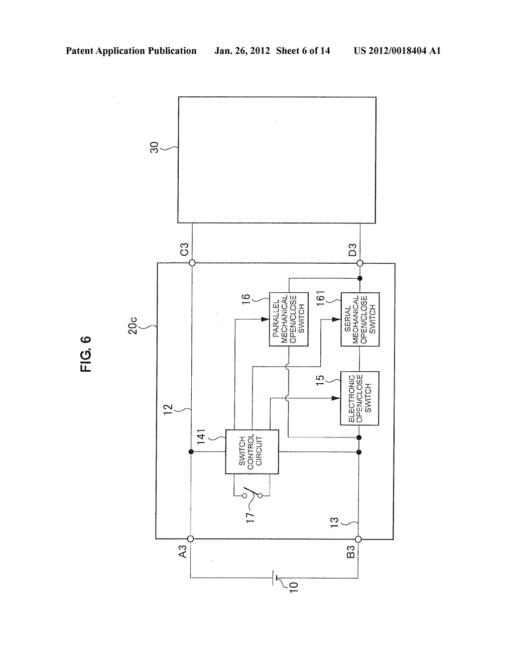 DIRECT-CURRENT SWITCH - diagram, schematic, and image 07
