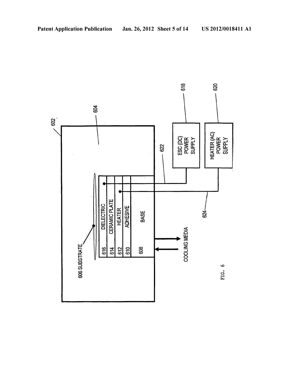 APPARATUS FOR SPATIAL AND TEMPORAL CONTROL OF TEMPERATURE ON A SUBSTRATE - diagram, schematic, and image 06
