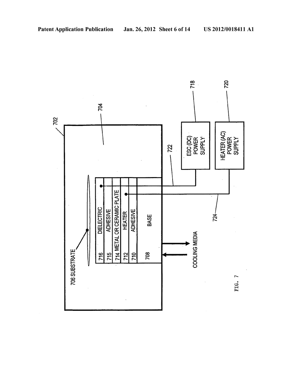 APPARATUS FOR SPATIAL AND TEMPORAL CONTROL OF TEMPERATURE ON A SUBSTRATE - diagram, schematic, and image 07