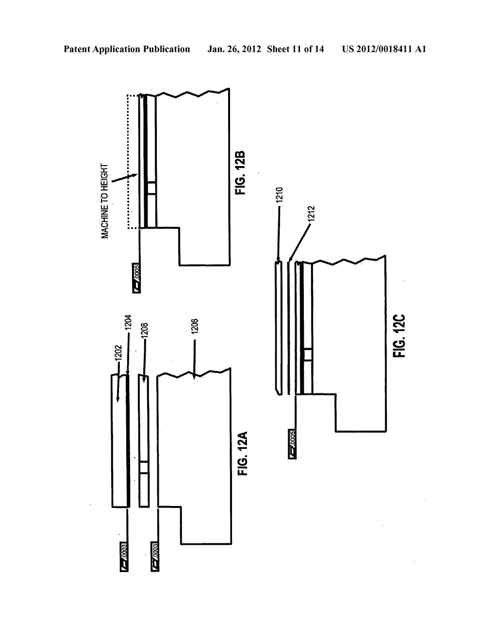 APPARATUS FOR SPATIAL AND TEMPORAL CONTROL OF TEMPERATURE ON A SUBSTRATE - diagram, schematic, and image 12