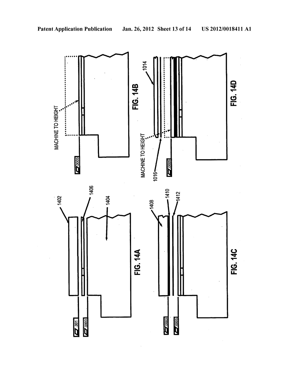 APPARATUS FOR SPATIAL AND TEMPORAL CONTROL OF TEMPERATURE ON A SUBSTRATE - diagram, schematic, and image 14