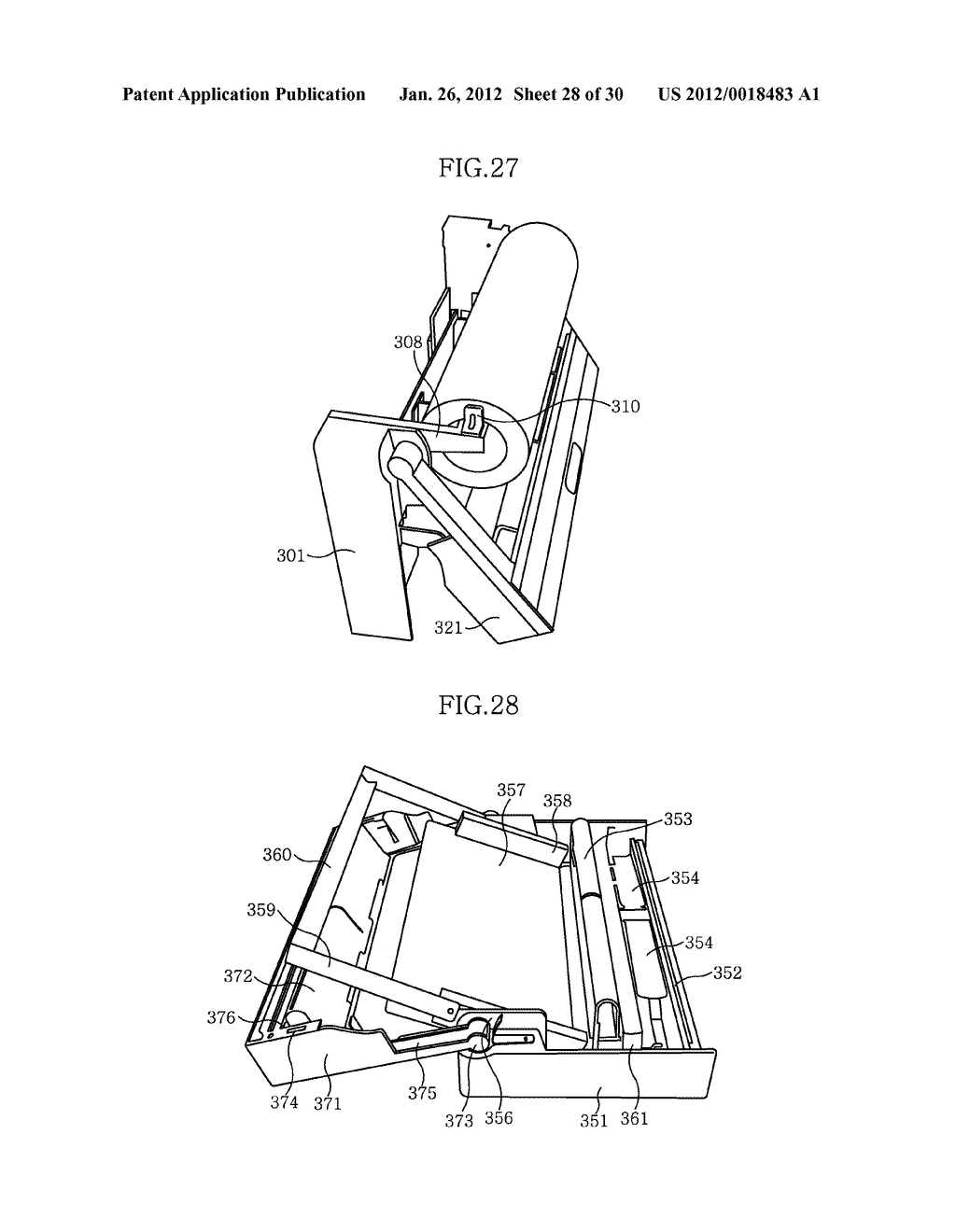 Roll Paper Holder - diagram, schematic, and image 29