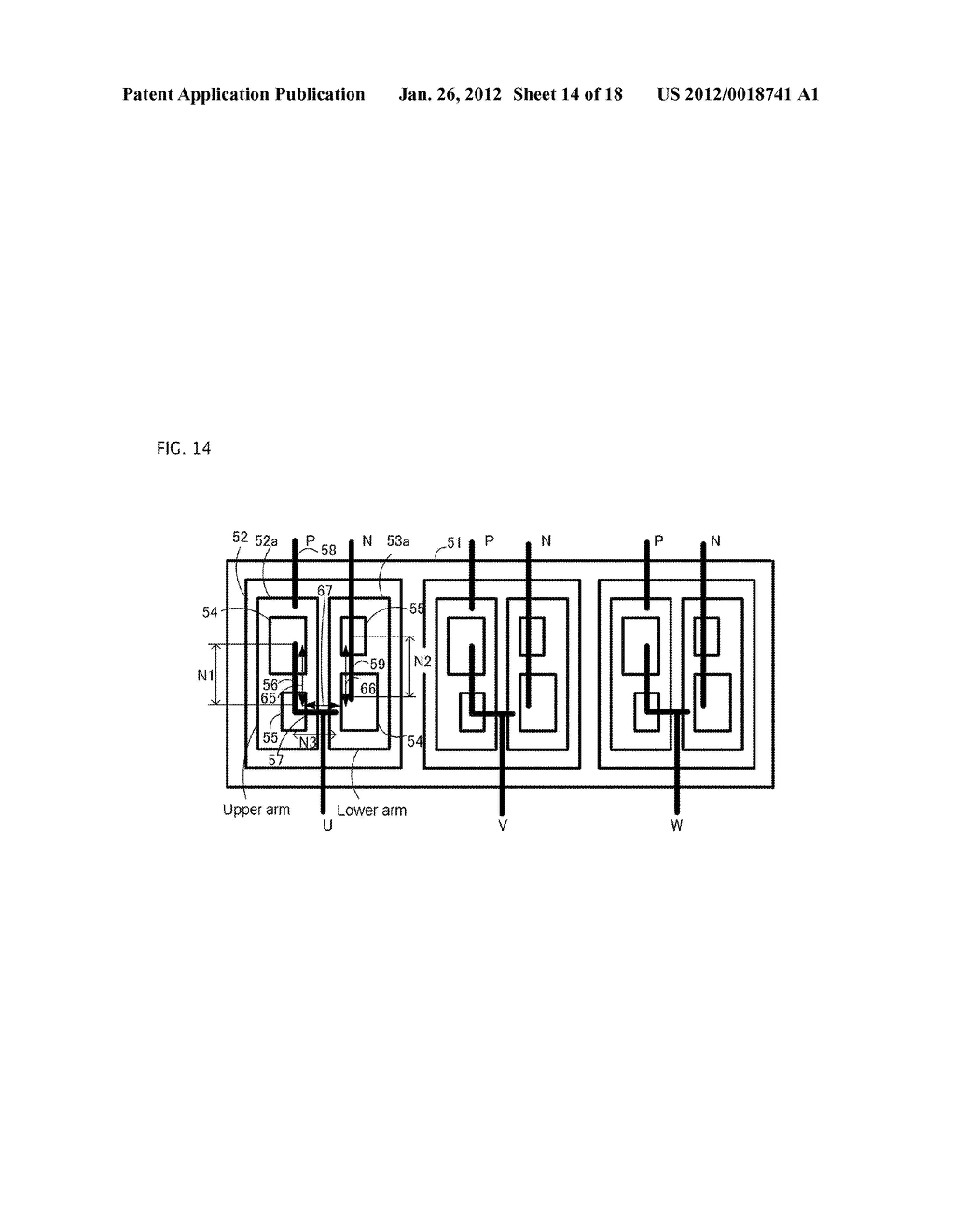 SEMICONDUCTOR APPARATUS - diagram, schematic, and image 15