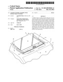 SLIDABLE WINDOW ASSEMBLY WITH RETRACTABLE SUNSHADE diagram and image