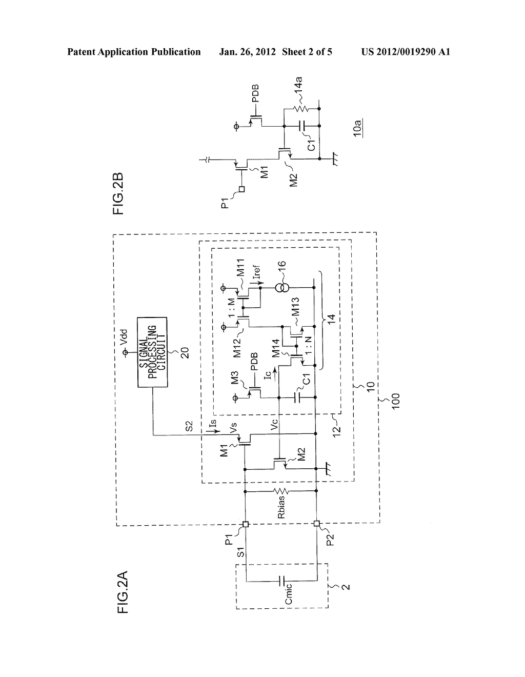 INPUT CIRCUIT - diagram, schematic, and image 03