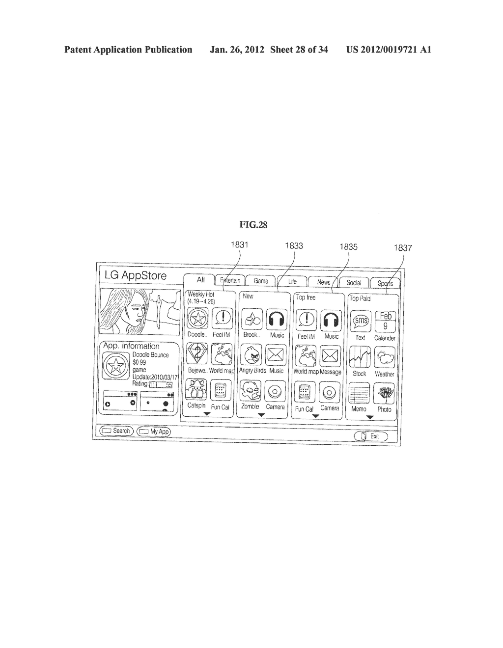 METHOD FOR OPERATING IMAGE DISPLAY APPARATUS - diagram, schematic, and image 29