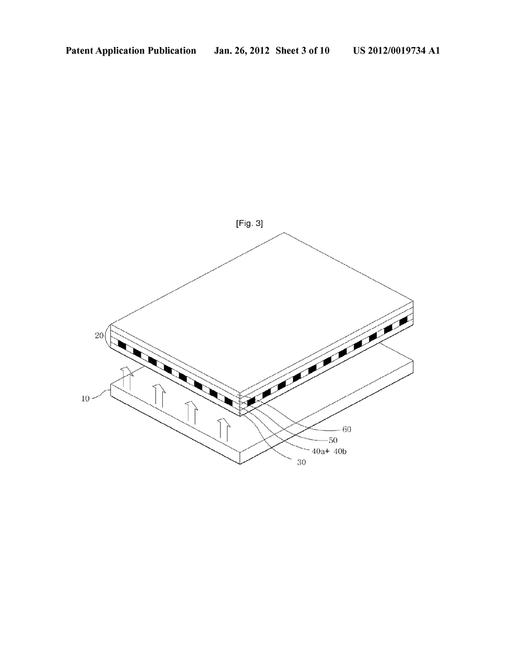 CELL TYPE PARALLAX-BARRIER AND STEREOSCOPIC IMAGE DISPLAY APPARATUS USING     THE SAME - diagram, schematic, and image 04