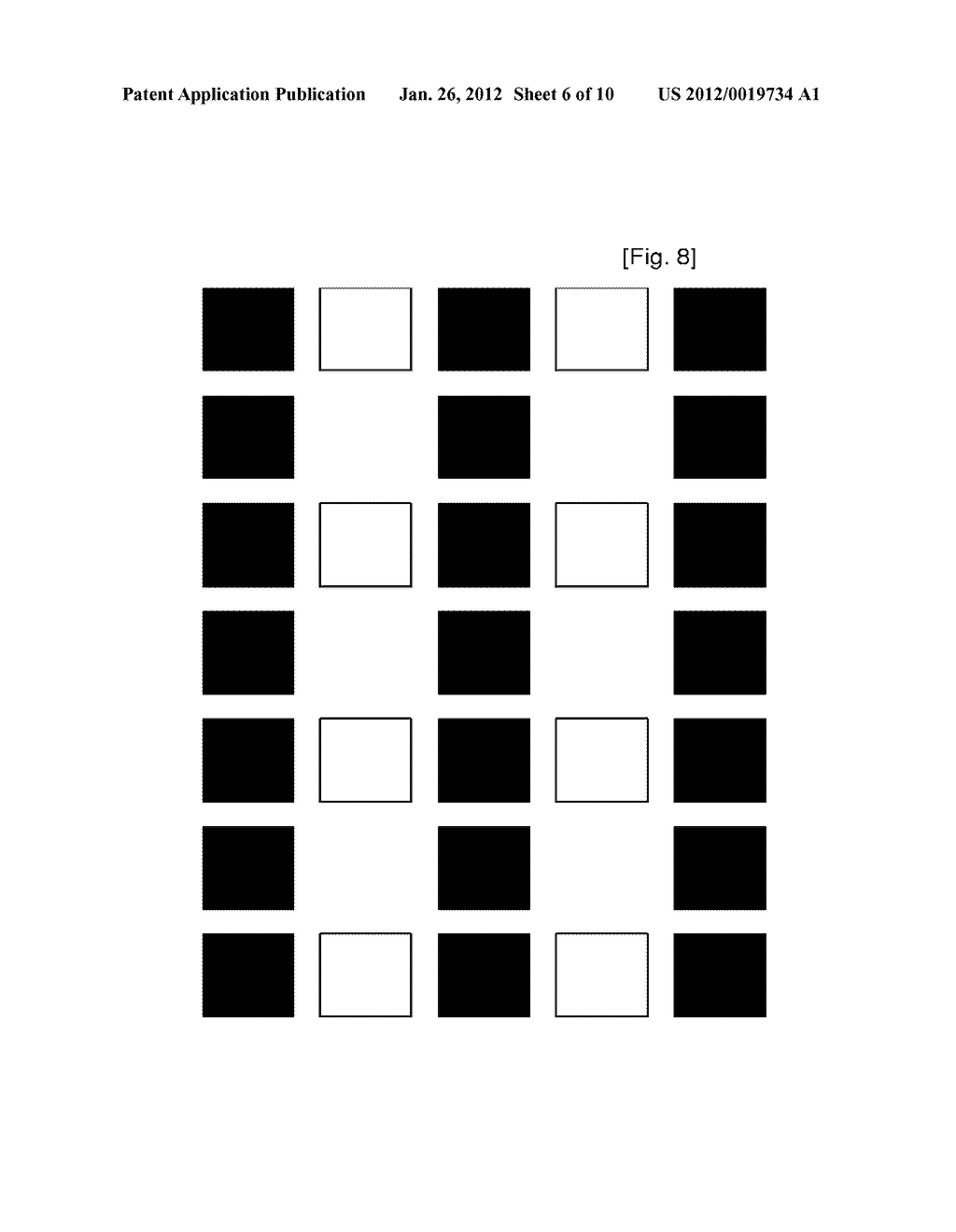 CELL TYPE PARALLAX-BARRIER AND STEREOSCOPIC IMAGE DISPLAY APPARATUS USING     THE SAME - diagram, schematic, and image 07