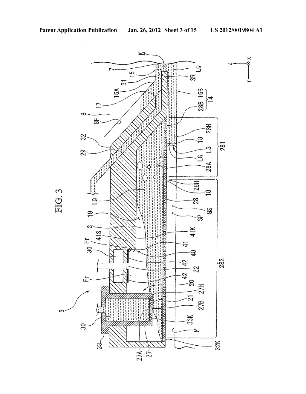 CLEANING METHOD, CLEANING APPARATUS, DEVICE FABRICATING METHOD, PROGRAM,     AND STORAGE MEDIUM - diagram, schematic, and image 04
