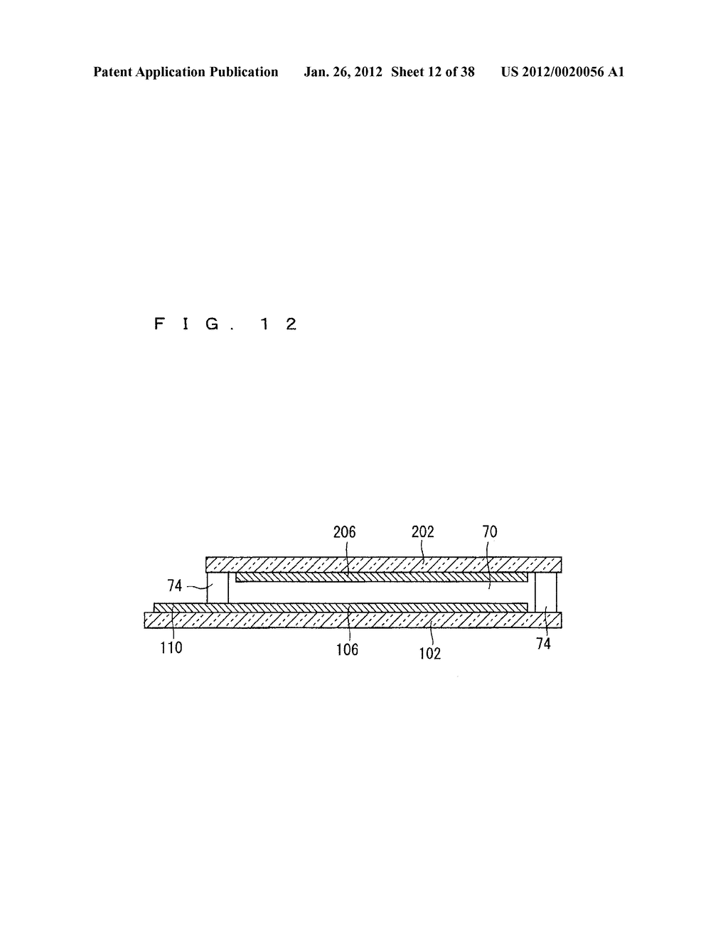 DISPLAY DEVICE AND METHOD FOR MANUFACTURING SAME - diagram, schematic, and image 13