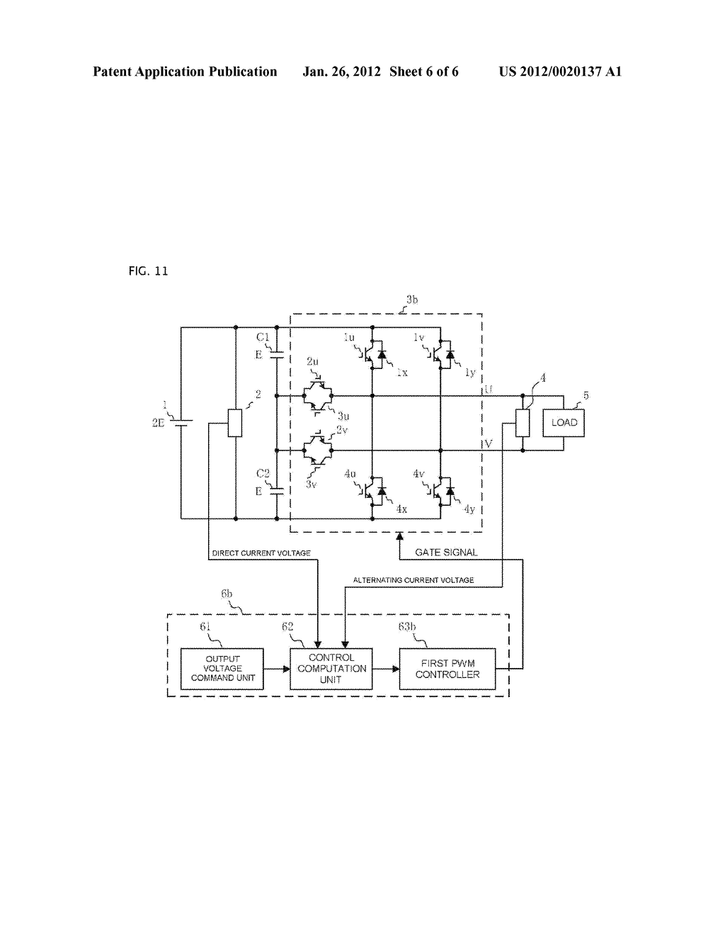 POWER CONVERSION DEVICE - diagram, schematic, and image 07