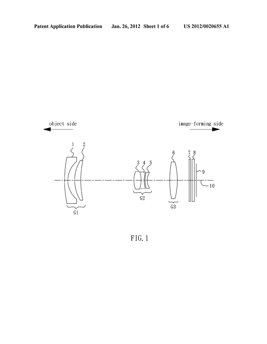 LENS MODULE AND TEMPERATURE-COMPENSATING METHOD THEREOF - diagram, schematic, and image 02