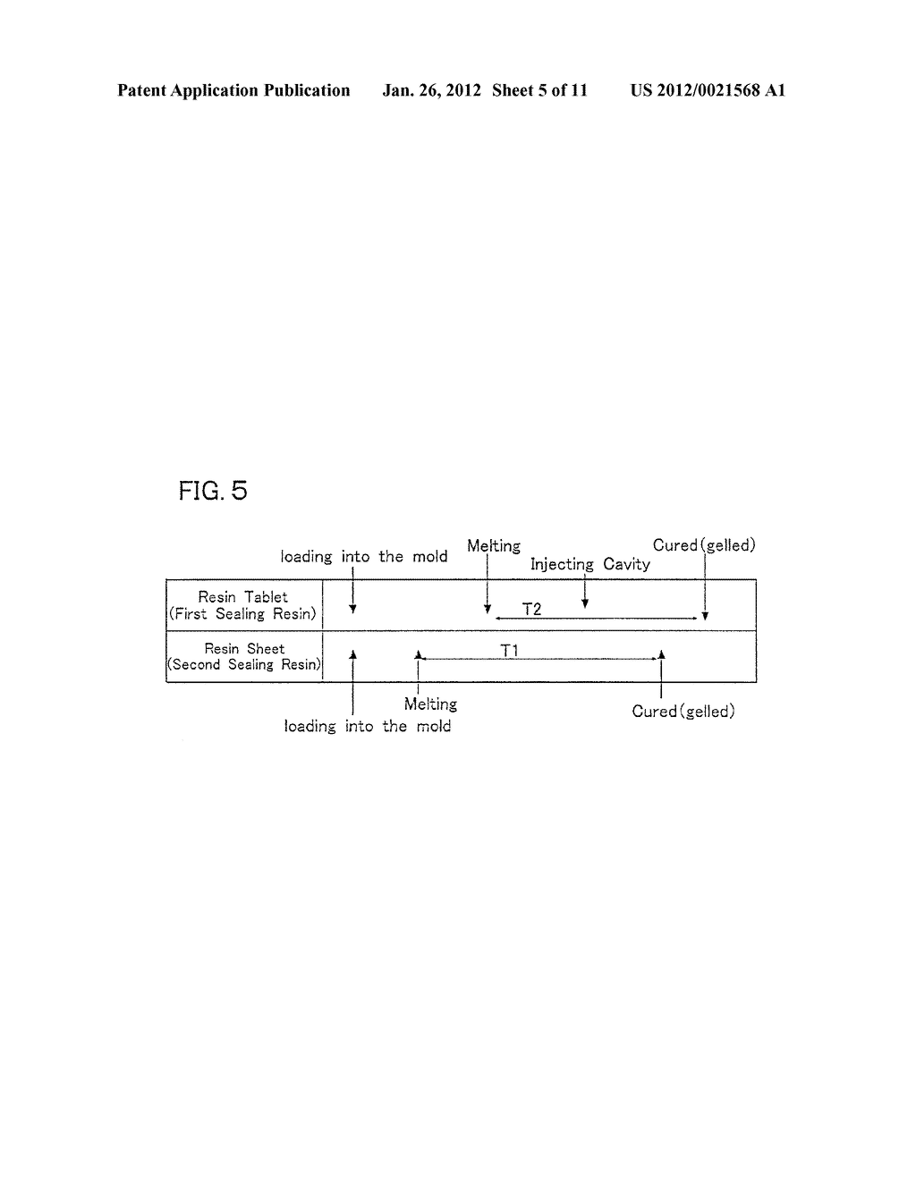 METHOD OF MANUFACTURING CIRCUIT DEVICE - diagram, schematic, and image 06