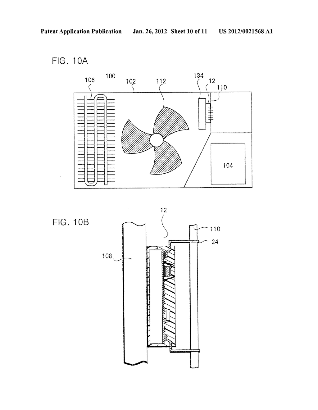 METHOD OF MANUFACTURING CIRCUIT DEVICE - diagram, schematic, and image 11