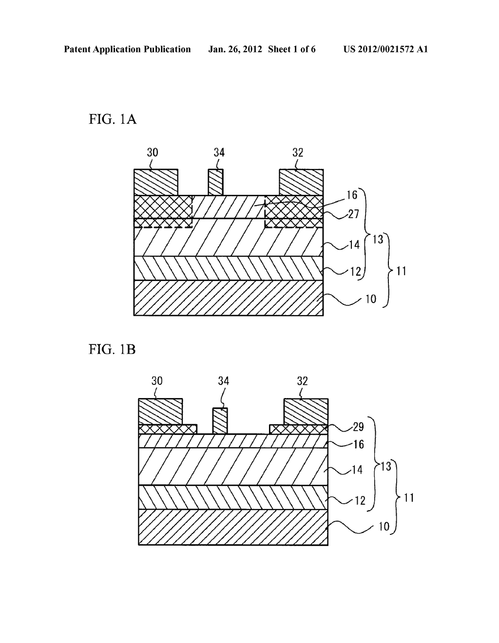 METHOD FOR FABRICATING SEMICONDUCTOR DEVICE - diagram, schematic, and image 02